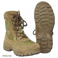 Ботинки тактические на молнии (A-TACS FG), фото 1