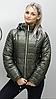 Женская спортивная куртка батальных размеров  ( Разные цвета), фото 7