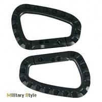 Карабин тактический ABS (2 штуки) (Black)