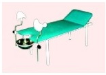 Кушетка гинекологическая с регулируемым подголовником ККГ