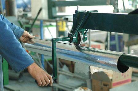 Фальцеосадочный станок ручной 1300-0.6 PsTech | станок для закрытия фальца, фото 2