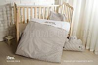Постільна білизна в ліжечко Elepy