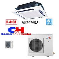 Кассетный кондиционер Cooper&Hunter GKH24K3CI/GUHD24NK3CO Inverter