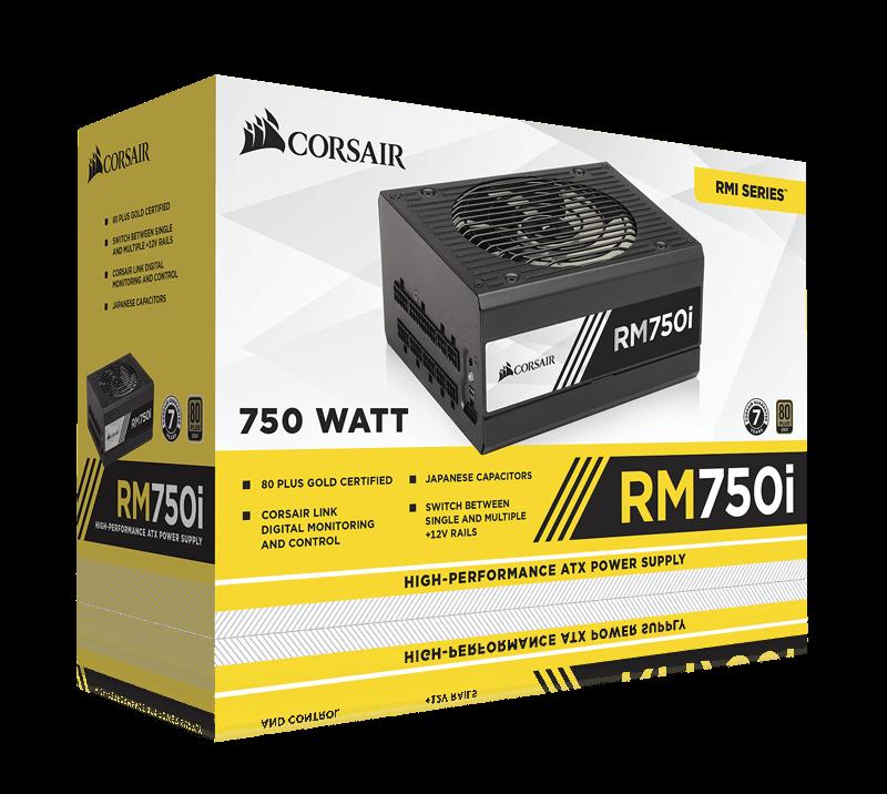 Блок питания Corsair RM750i (CP-9020082)