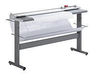 Профессиональный роликовый резак IDEAL 0155, 1550 мм., до 8 листов, автоприжим стопы,прямой рез., фото 1