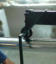Фальцеосадочный станок ручной 1300-0.6 PsTech   станок для закрытия фальца, фото 3