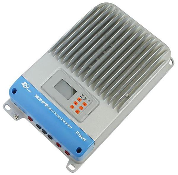 Контроллер заряда солнечной батареи MPPT EPSolar 30А-12/24/36/48В iT3415ND