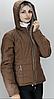 Женская куртка  демисезонная  батальных размеров( Разные цвета), фото 2