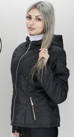 Женская куртка  демисезонная  батальных размеров( Разные цвета)