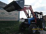Навантажувач фронтальний навісний Т-241, фото 3