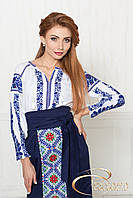 Сучасна жіноча вишиванка, фото 1