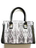 Модная серая сумка, фото 1