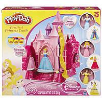 Игровой набор Play-Doh Пинцессы Диснея Замок принцесс, фото 1