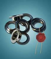 Люверсы 10мм-0.3мм толщина металла