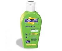 Молочко от комаров MOSQUITALL 150 мл., детям от 5-ти лет и взрослым, защита до 3-х часов