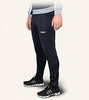 Спортивные брюки мужские зауженные