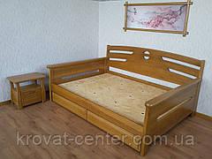 """Полуторный диван кровать из дерева """"Луи Дюпон"""", фото 3"""
