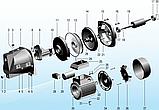 Поверхностный насос Optima JET 100A–PL (короткий) рабочее колесо из термопласта, фото 2