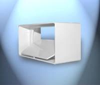 Система пластивент соединитель плоских каналов 55\110