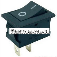 Тумблер 2 положения 2 контакта 15*21 mm