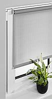 Рулонные шторы 39*160см Серый цвет Vidella Fresh