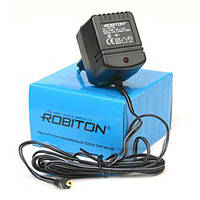 Адаптер питания 4.5В 500мА ROBITON B4.5-500 с фиксированным выходным напряжением