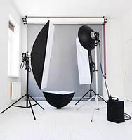 Проектирование фотостудий, подбор оборудования