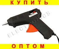 Пистолет клеевой силиконовый, Толстый стержень