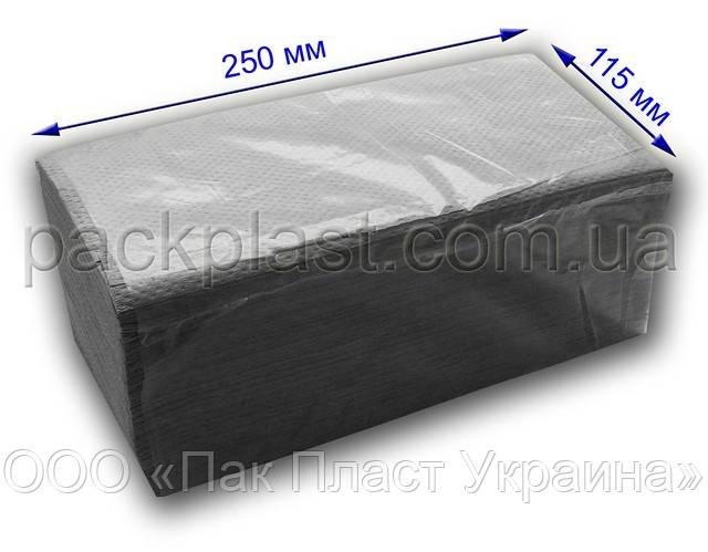 Полотенца листовые Кохавинка 170 листов, Серые