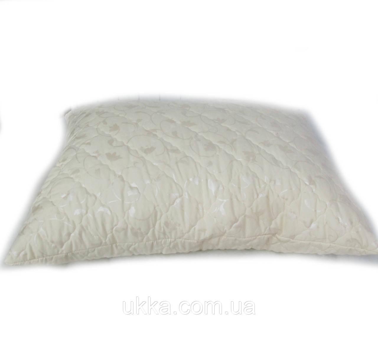 Подушка 50х70 с замочком холлофайбер Ода