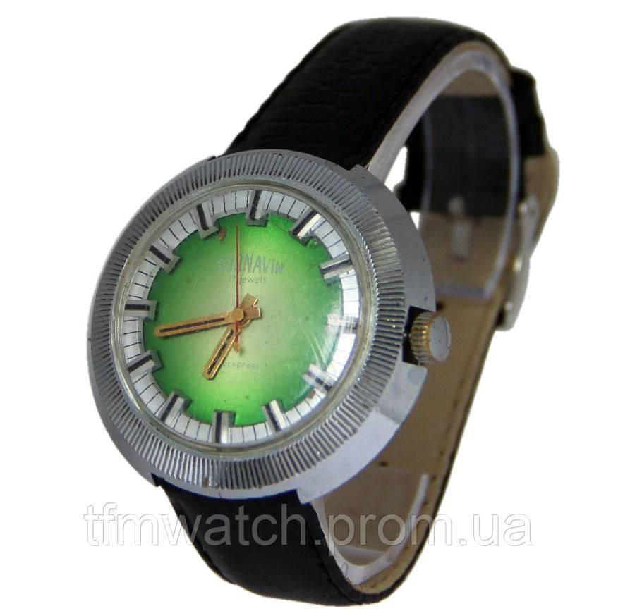 Cornavin Ракета механические часы СССР