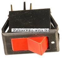 Тумблер 2 положения 2 контакта Зенит 18*32 mm кн 337