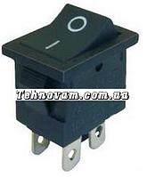 Тумблер 2 положения 4 контакта 15*21 mm Ккн295