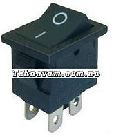 Тумблер 2 положения 4 контакта 15*21 mm