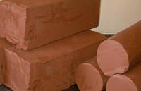 Гончарная красная  глина для лепки