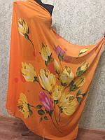 Парео Шмель 901 цв шмель оранжевый тюльпан
