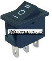 Тумблер 3 положения 3 контакта 15*21 mm