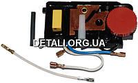 Регулятор оборотов отбойного молотка Bosch GWS 14 оригинал 1607233292