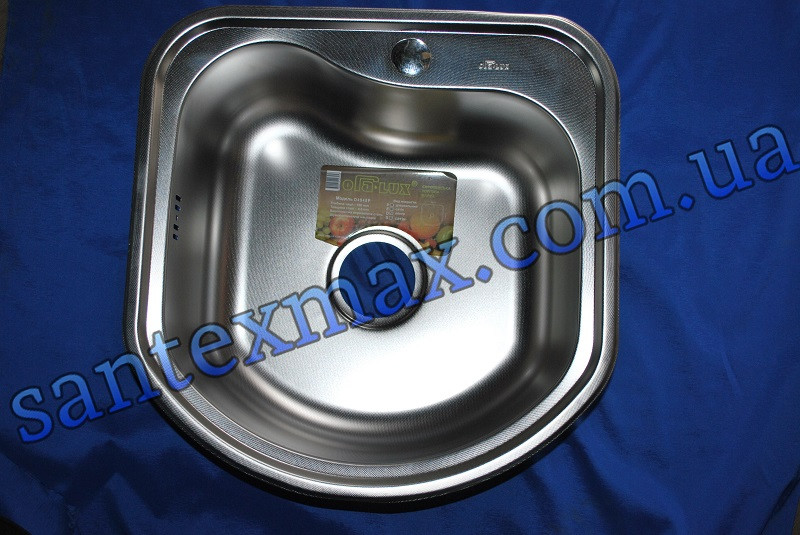 Мойка для кухни OraLux D4948P полиш