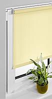 Рулонные шторы 75*160см Желтый цвет Vidella Fresh