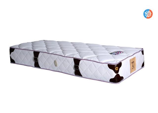 Матрас American Style Даллас. Двусторонний - ЗИМА / ЛЕТО Жесткость III-IV. Высота до 26 см. Рекомендованная нагрузка до 130 кг., на одно спальное место.