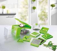 Овочерізка Kitchen Genius новий аналог Nicer Dicer Plus, фото 1