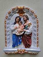 Святое семейство в образе (колір)