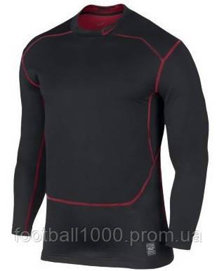 b4cf1bb1 Термо-футболка с длинным рукавом Nike Pro Hyperwarm Dri Fit Max Compression  - ГООООЛ›
