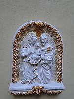 Святое семейство в образе (біла)
