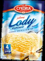 Порошок для приготовления мороженного Lody domowe Cykoria с ванильным вкусом, 60 гр