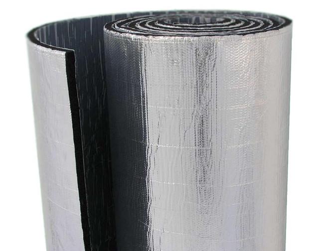 ee8edce49e16 ... Вспененный каучук фольгированый самоклеющийся 25мм, Oneflex (ВАНФЛЕКС)  , фото 4 ...