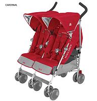 Прогулочная коляска для двойни Maclaren Twin Techno