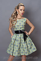 Женское красивое летнее платье размеры 44,46,48,50