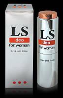"Интимный дезодорант для женщин ""Lovespray deo"", 18 мл."